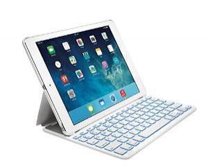 Clavier et étui Kensington Bluetooth pour Apple iPad Air 2 - QWERTY