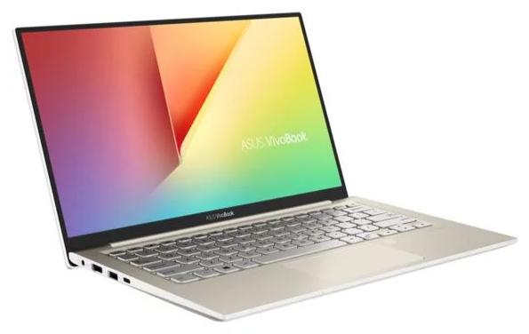 "PC Portable 13,3"" Asus VivoBook S13 S330UA-EY027T - Full HD, i5-8250U, RAM de 8 Go, SSD de 256 Go, Windows 10, Or"