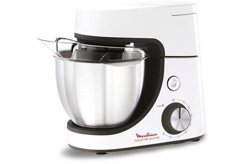 Robot pâtissier Masterchef Gourmet Moulinex QA510110 - Blanc