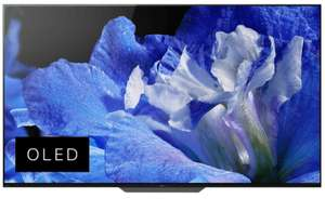 """TV OLED 55"""" Sony KD-55AF8 - UHD 4K, HDR, Android TV (Frontaliers Suisse)"""