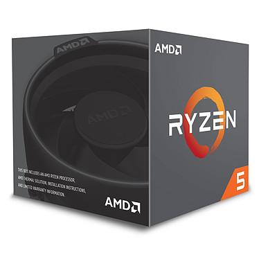 Processeur AMD Ryzen 5 2600 (3.4 GHz) + Tom Clancy's: The Division 2 & World War Z offerts (dématérialisés)