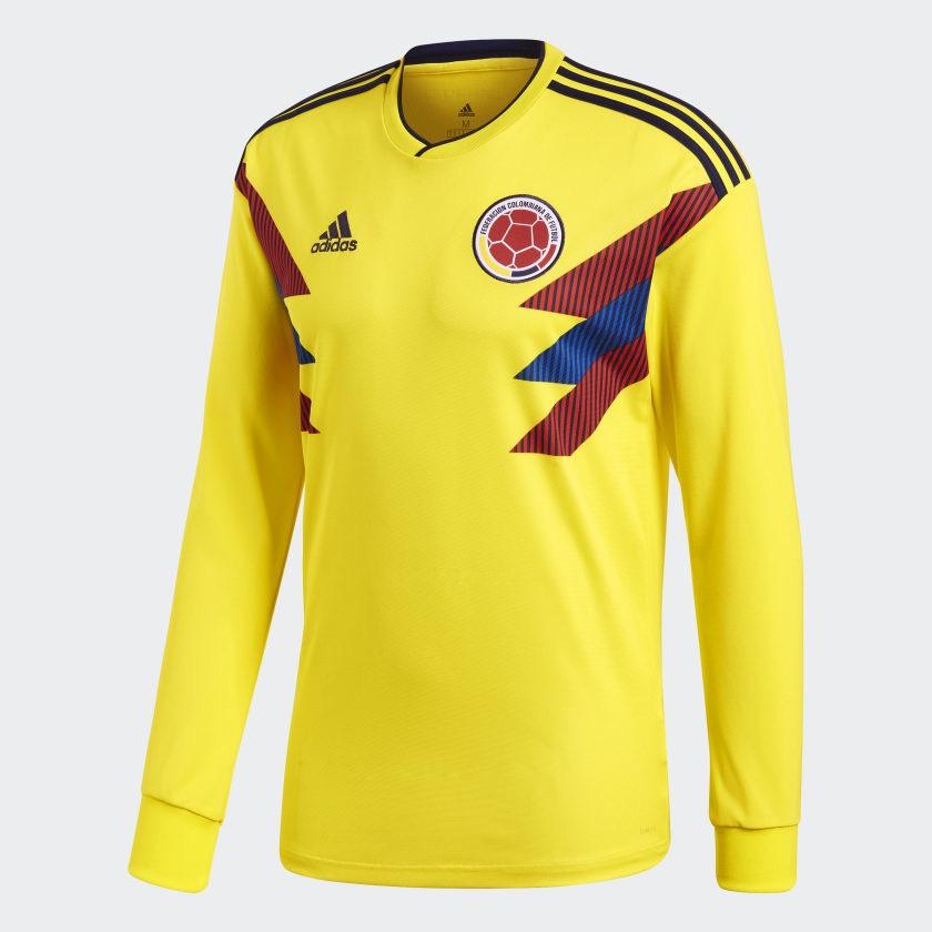 Maillot de football homme Colombie - Domicile