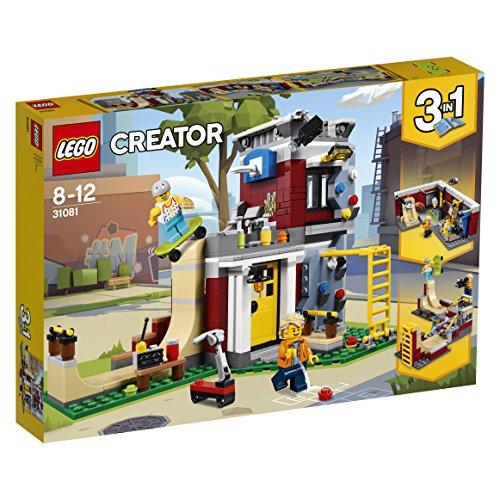 Jeu de construction Lego Creator - Le skate park (31081)