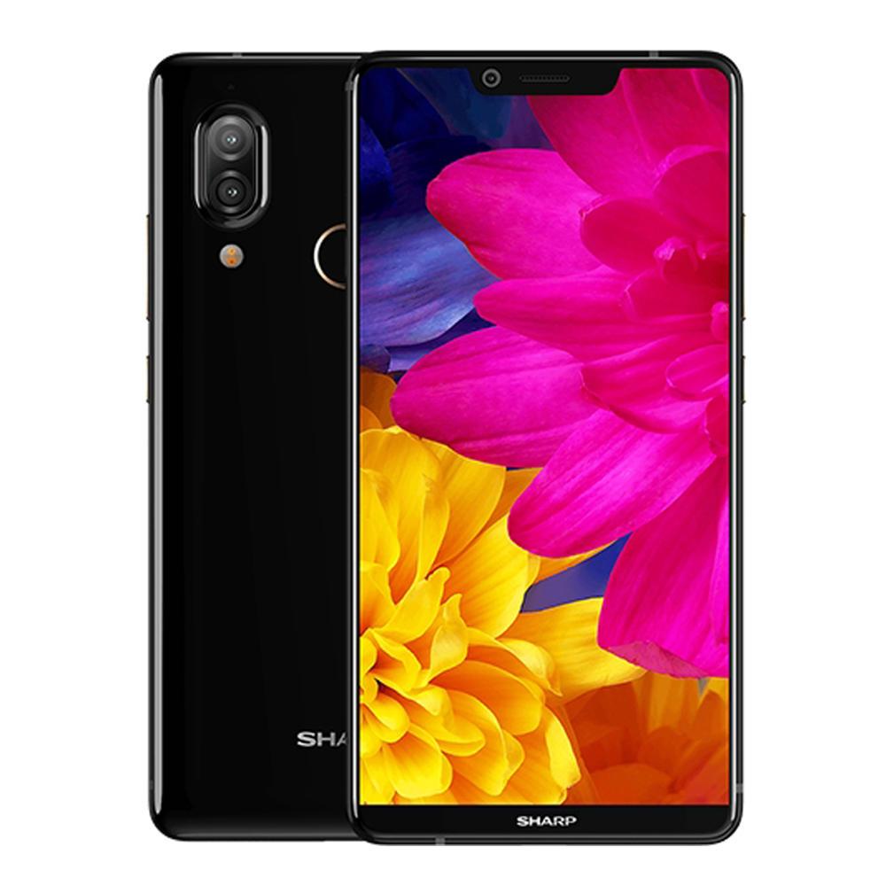 """Smrtphone 6"""" Sharp Aquos S3 - 4 Go de RAM, 64 Go de ROM, 4G (Sans B20)"""