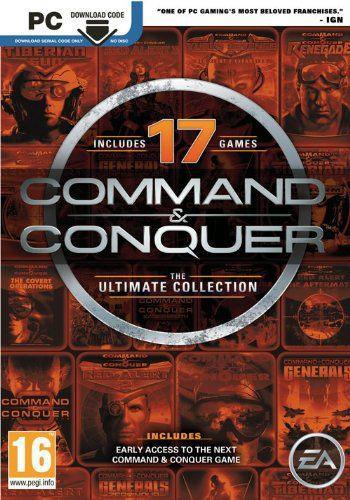 Command & Conquer : The Ultimate Collection (Dématérialisé @ Origin)