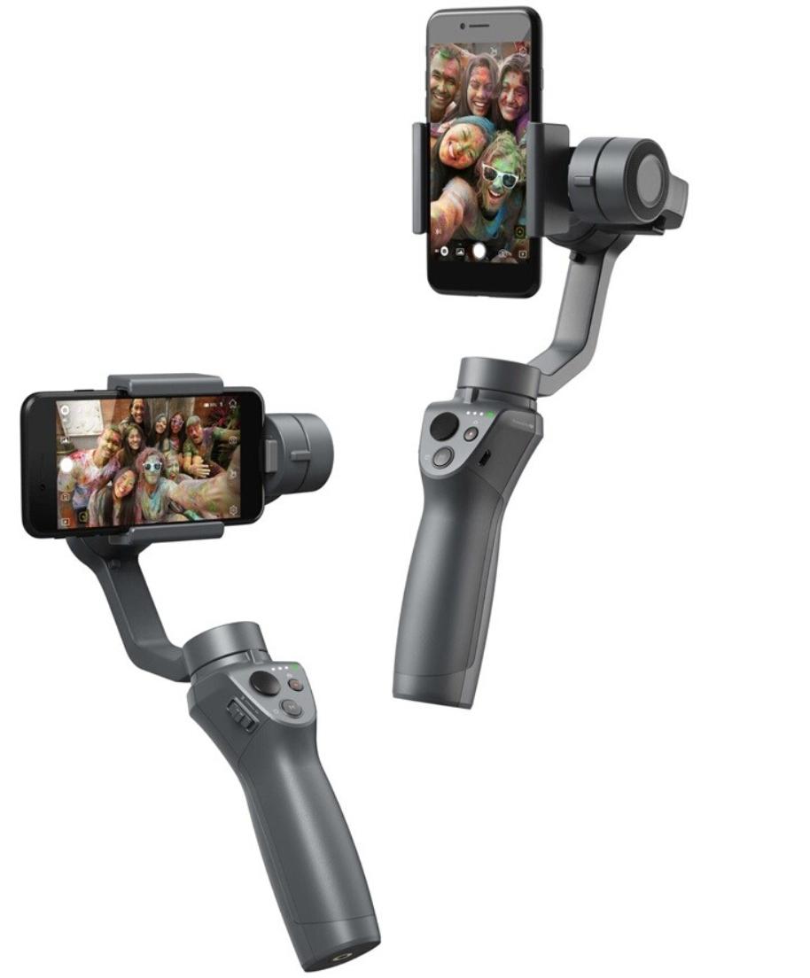 Stabilisateur DJI Osmo Mobile 2 (Via ODR de 50€ )