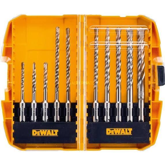 Coffret de 10 forets béton Dewalt DT7935B-QZ