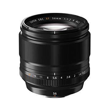 Objectif Fujifilm XF 56mm 1.2 R (via ODR 150€)