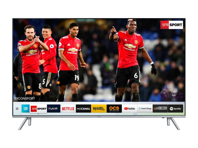 """[Carte Confo+] TV LED 75"""" Samsung UE75NU8005 - 4K UHD, Smart TV, HDR1000 (+ 1245€ sur la carte et 400€ en bon d'achats)"""