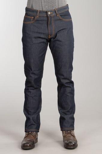 Sélection de Jeans pour Moto en promotion - Ex: Jean Moto Heavy Duty - Denim