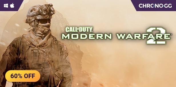 Jeu Call of Duty Modern Warfare 2 sur PC (Dématérialisé - Steam)