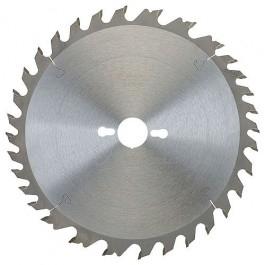 Lame de scie carbure universelle MERLUCHE - 235 mm, alésage 30 mm, débit et coupe traditionnelle ou fine (luxoutils.com)