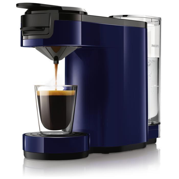 Machine à café Philips Senseo HD7880 - Violet