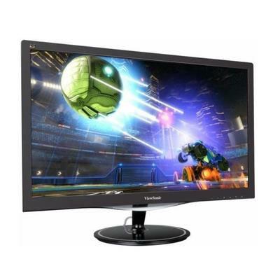 "Ecran PC 24"" ViewSonic VX2457 - Full HD, Dalle TN, 1ms, 75Hz"