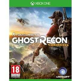 Tom Clancy's Ghost Recon Wildlands sur Xbox One (Vendeur tiers)