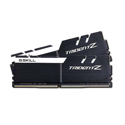 Kit mémoire RAM G.Skill Trident Z - 16 Go (2x 8 Go) DDR4, 3200 MHz, CL14