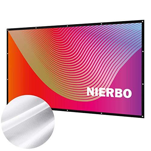 """Ecran de projection 120"""" Nierbo - Anti-Pliageb (Vendeur tiers)"""