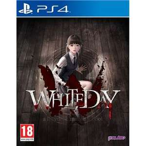 White Day : A Labyrinth named school sur PS4 (Vendeur tiers)