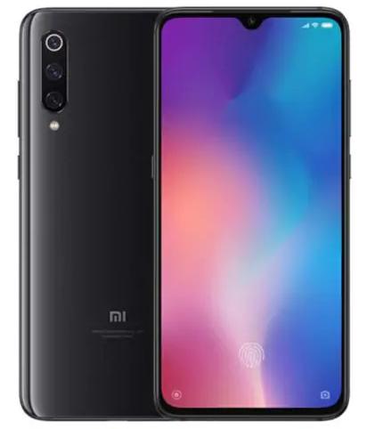 "Smartphone 6.39"" Xiaomi Mi 9 - full HD+, SnapDragon 855, 6 Go de RAM, 64 Go, noir"