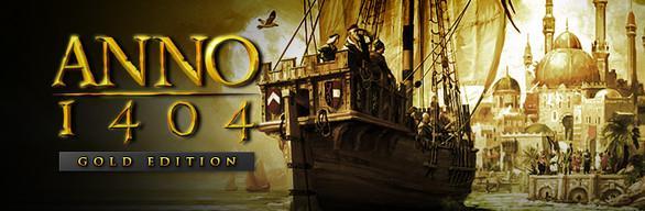Jeu Anno 1404 sur PC - Edition Gold (Dématérialisé - Steam)