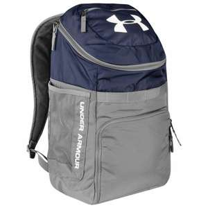 Sélection d'articles Under Armour en promotion - Ex: Sac à dos UA Team Undeniable 31L