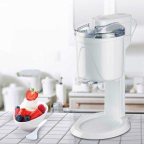 Machine à glace à l'italienne Quigg BL-1000 - 15 W