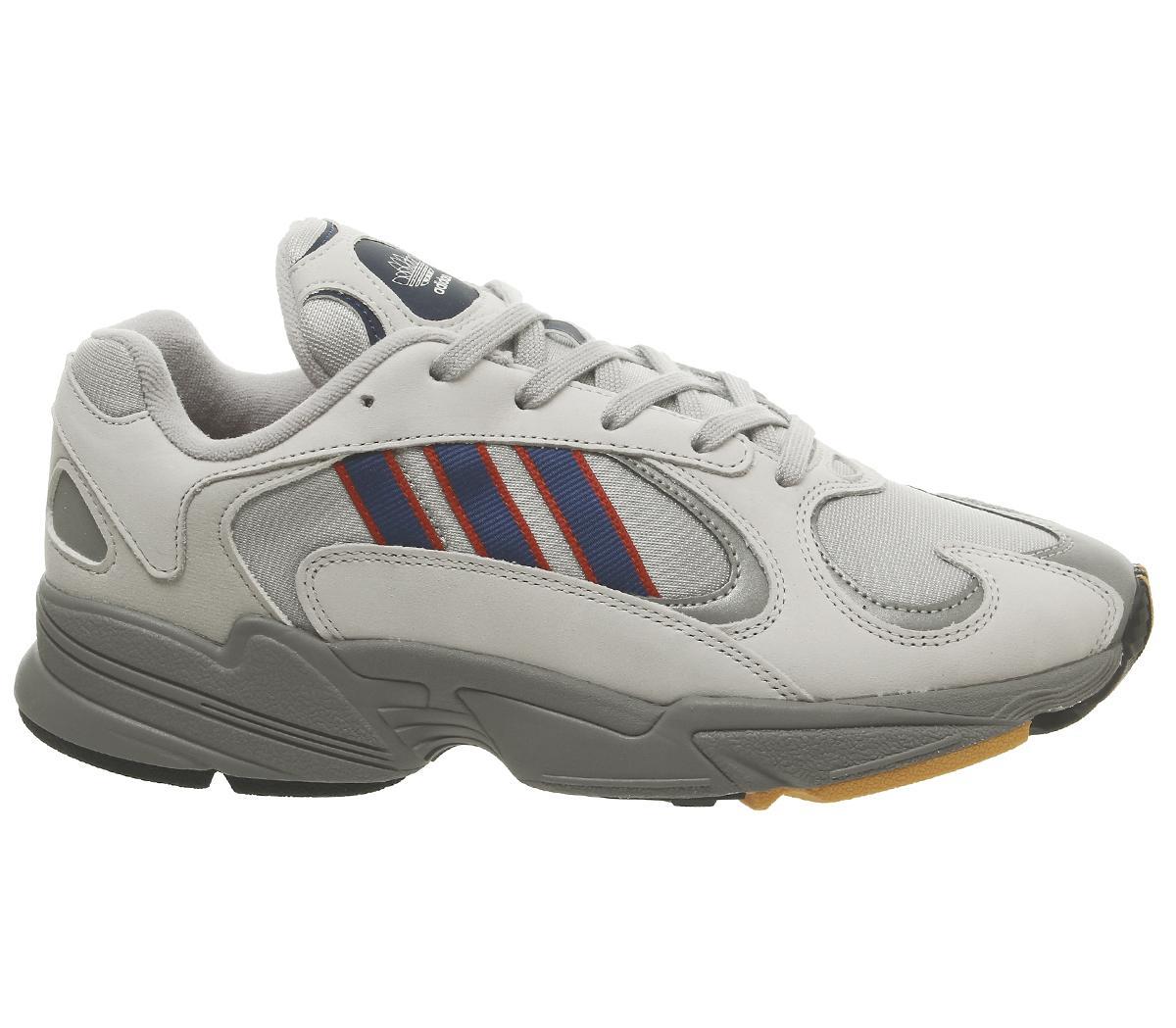 Sélection de baskets Adidas Yung-1 à partir de 45€ - Plusieurs coloris et tailles - Ex: Coloris Grey Two (Tailles 41.5, 44 et 45)