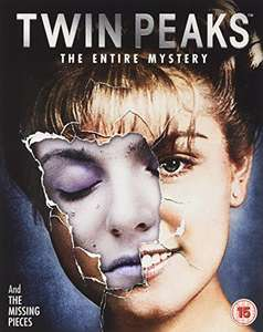 Coffret Blu-Ray Twin Peaks - Saisons 1 & 2 + Fire Walk With Me + The Missing Pieces