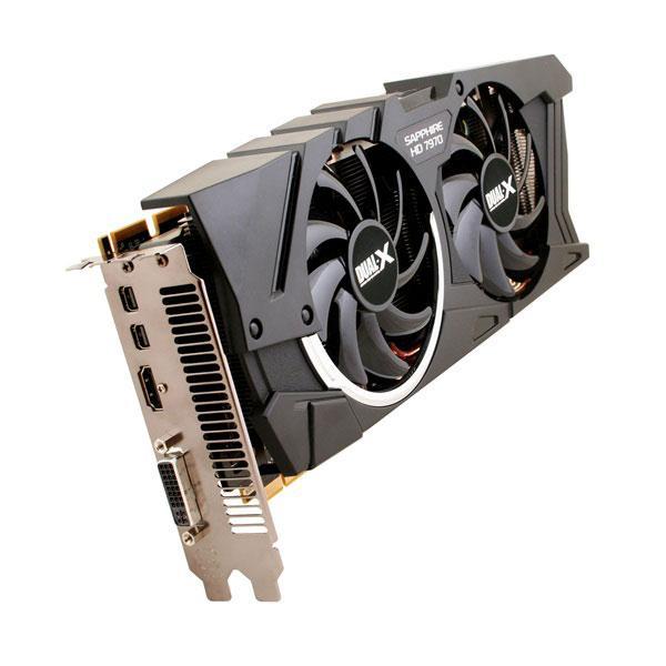 Quatre périphériques PC en promotion - Ex : Carte graphique HD 7970 Sapphire Lite