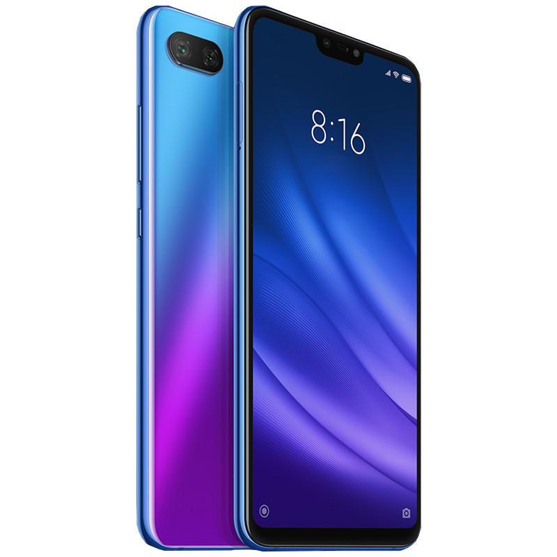 "Smartphone 6.26"" Xiaomi Mi 8 Lite - 128 Go ROM, 6 Go RAM"