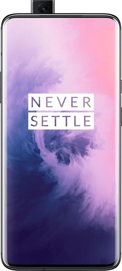 """Smartphone 6.67"""" OnePlus 7 Pro - 128 Go, 6 Go, Dual SIM, Gris Miroir (+34,50€ en SuperPoints)"""