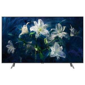 """TV QLED 55"""" Samsung QE55Q8DN - UHD 4K, HDR, Smart TV (Frontaliers Suisse)"""