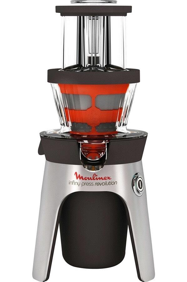 Extracteur de Jus Moulinex ZU500A10 InfinyPress
