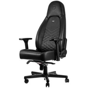 Fauteuil Gaming Noblechairs Icon NBL-ICN-PU-BPW