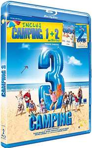 Coffret blu-ray Integral Camping (3 films)