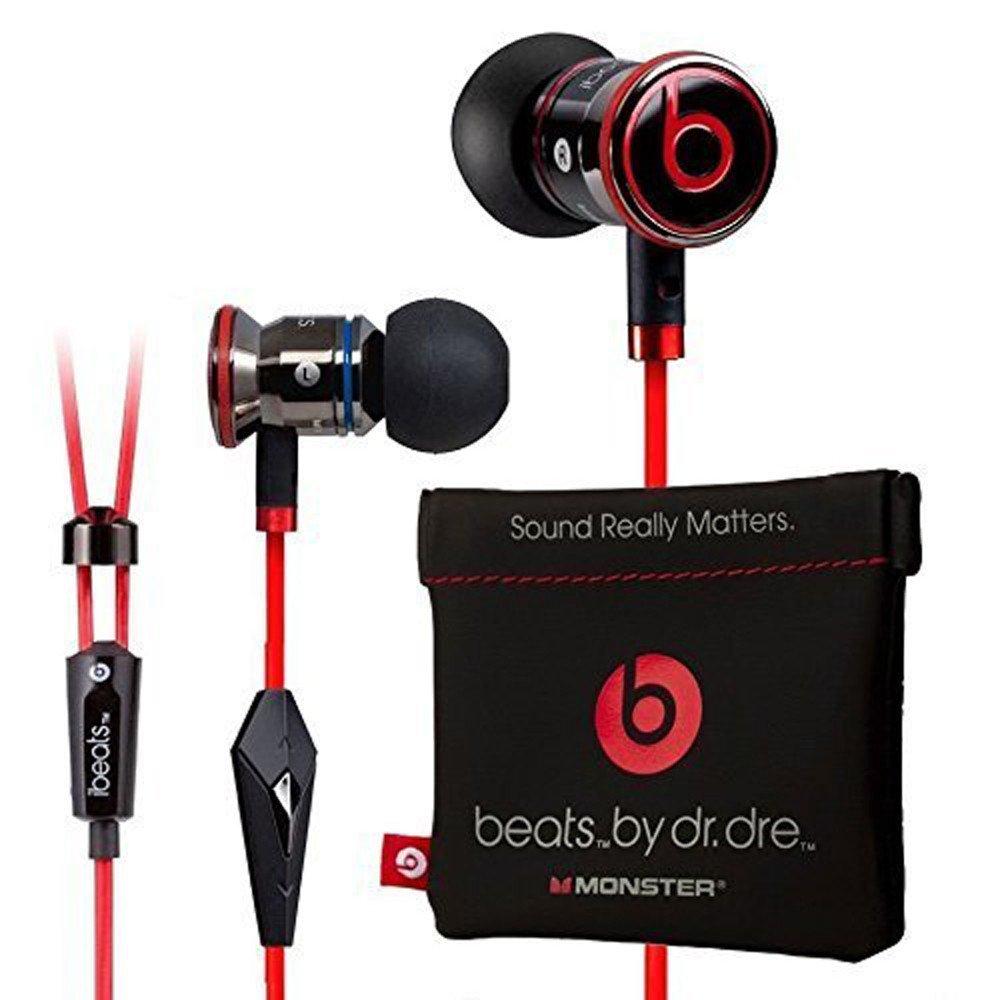 Écouteurs intra-auriculaires Beats by Dr. Dre Monster iBeats avec Microphone - Noir ou Blanc