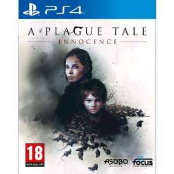 A Plague Tale : Innocence sur PS4 ou Xbox One