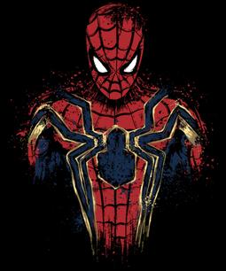 50% de réduction immédiate sur l'ensemble des T-Shirts - Ex: Infinity Spider
