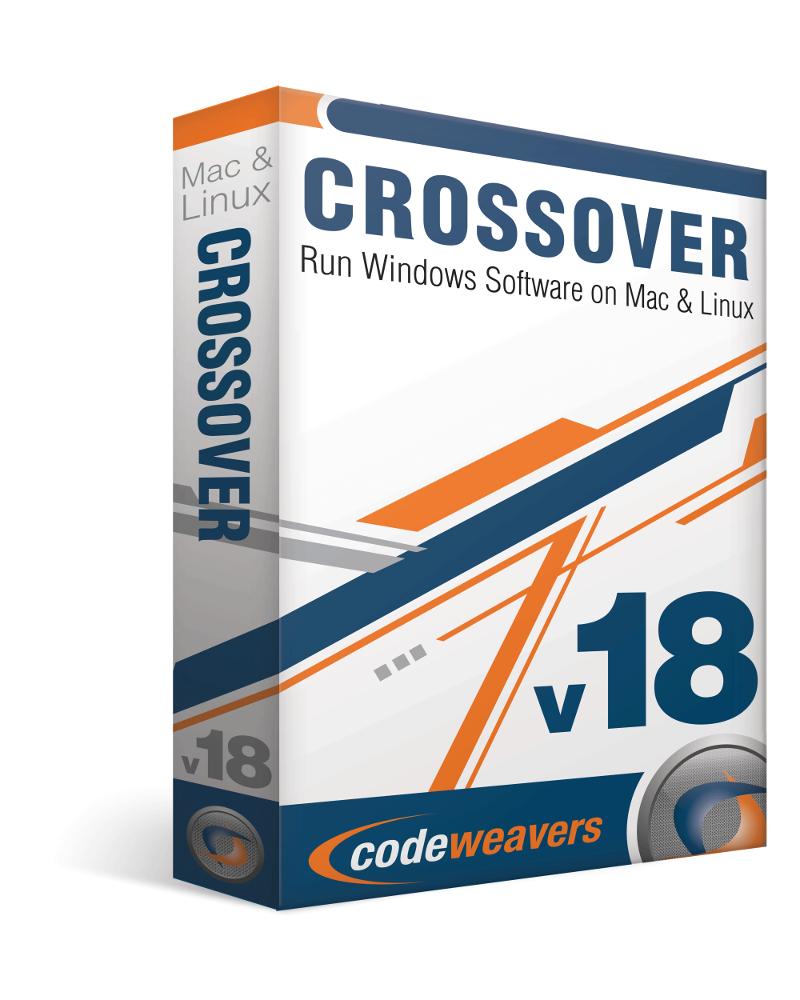 Logiciel CrossOver sur Linux / Mac (Dématérialisé, codeweavers)