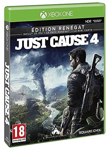 Jeu Just Cause 4 - Edition Renégat sur Xbox One & PS4