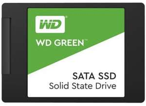 "SSD Interne 2.5"" Western Digital Green - 240 Go"