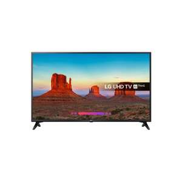 "TV 49"" LG 49UK6200 - UHD 4K, HDR10, PPI 1500, Smart TV (vendeur tiers)"