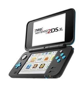 Console Nintendo New 2DS XL  Noir/Turquoise ou Blanc/Orange (Via 80€ sur la carte fidélité cora) - Nancy Houdemont (54)