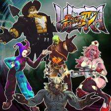 Pack DLC Costume horreur pour Ultra Street Fighter 4