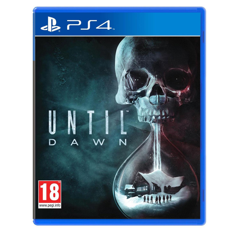 Until Dawn sur PS4 et 5 autres jeux ps4 à -20€ pour la PGW (GOW3 , Order etc..)