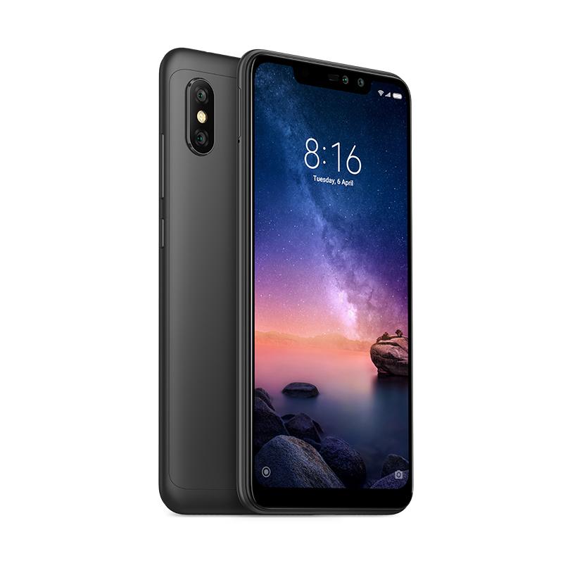 "[Nouveaux Clients] Smartphone 6.26"" Xiaomi Redmi Note 6 Pro - Full HD+, SnapDragon 636, 3Go RAM, 32Go ROM + Clé USB"