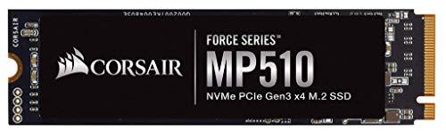 SSD M.2 PCIe Corsair Force Series MP510 (TLC 3D) - 960 Go