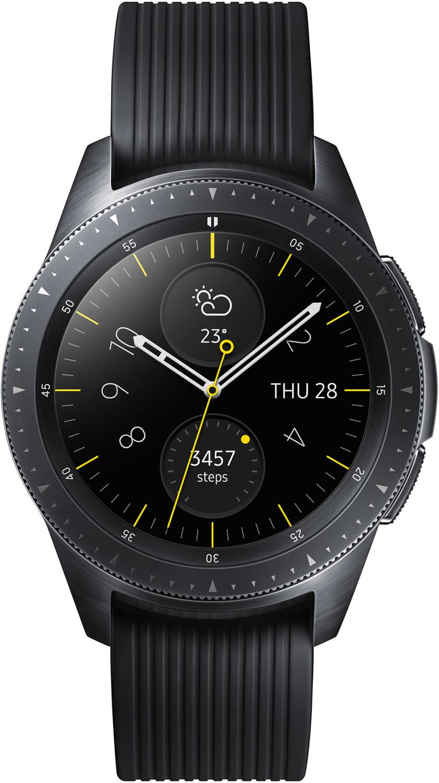 Montre connectée SamsungGalaxy Watch - 42 mm, noir (via ODR de 30€)