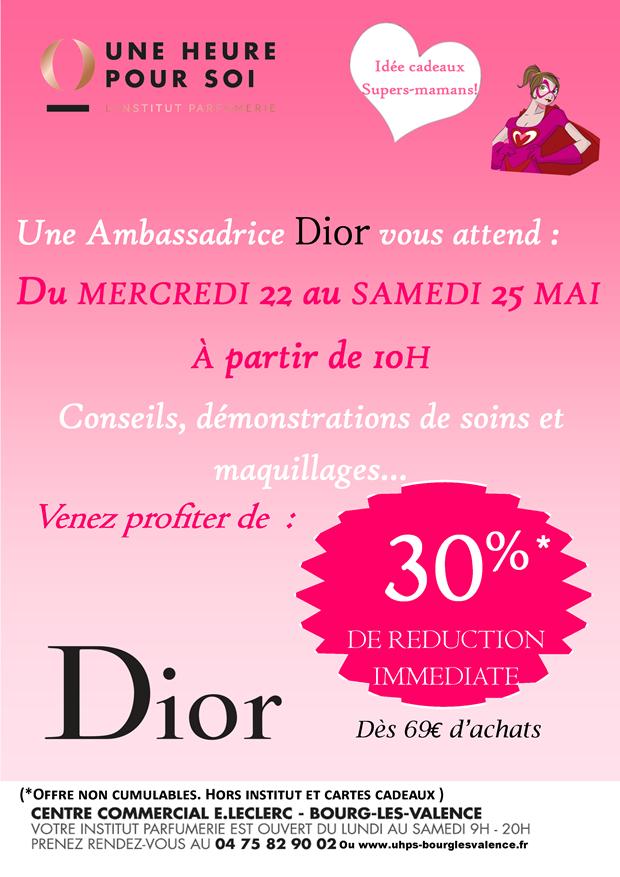30% de réduction dès 69€ d'achat - Une Heure pour Soi Bourg-lès-Valence (26)