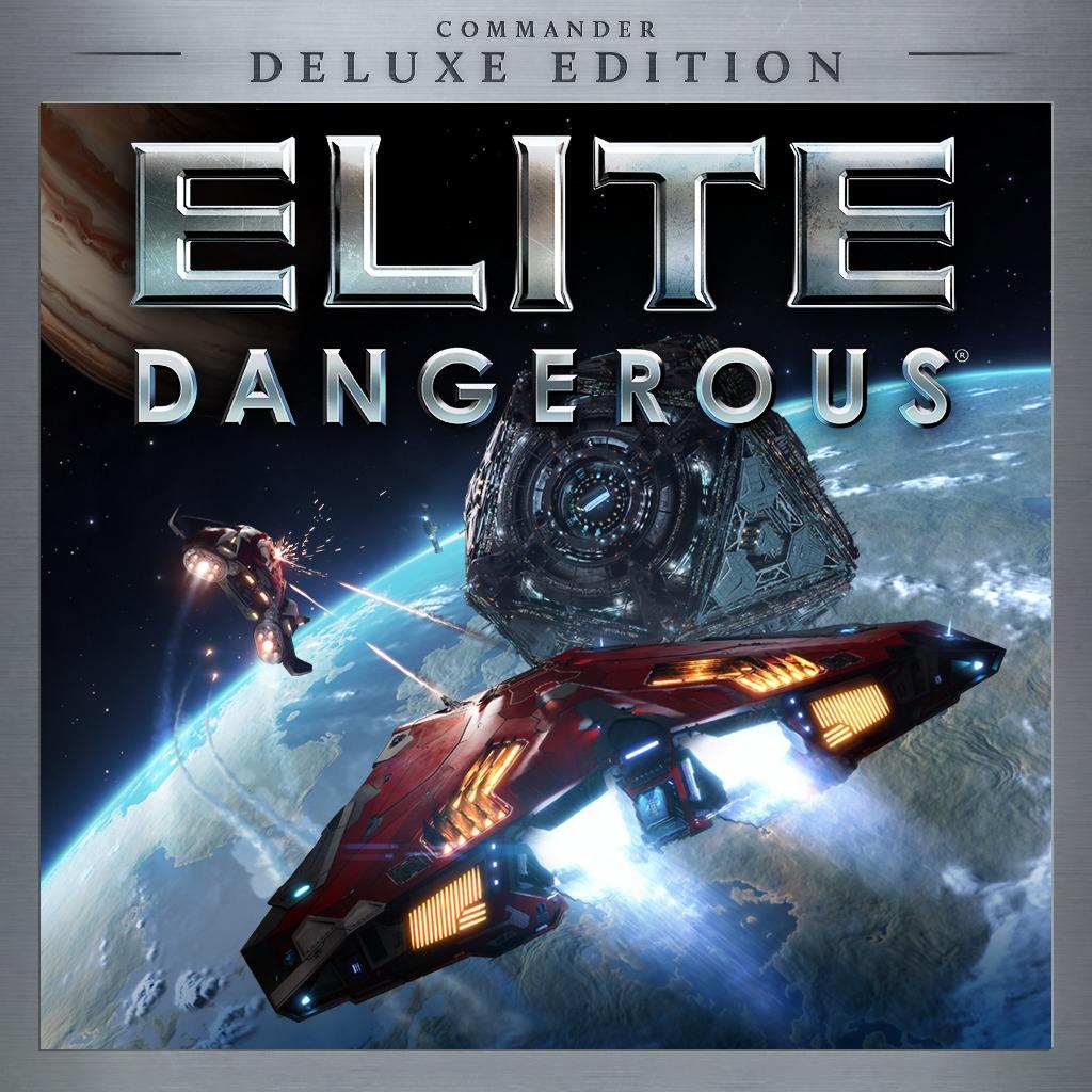Elite Dangerous - Édition Commander Deluxe sur PC (dématérialisé)